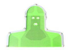 S-type Masks Open Face Head & Shoulder